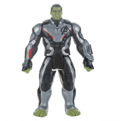 Boneco Hulk Titan Hero Vingadores Ultimato Marvel