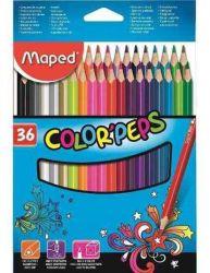 Lápis De Cor Color Peps Star 36 Cores