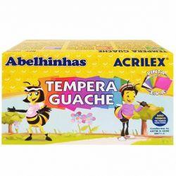Tempera Guache 6 Cores