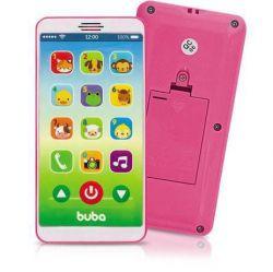 Celular Infantil Baby Phone Rosa