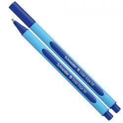 Caneta Esferográfica Slider Edge XB Azul Schneider
