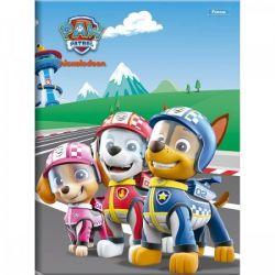 Caderno 96 Folhas Brochura Patrulha Canina