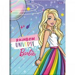 Caderno 48 Folhas Brochurão Barbie