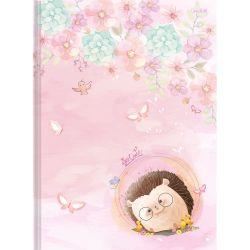 Caderno Pequeno 80 Folhas Brochura So Cute