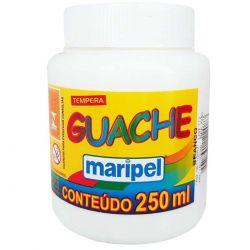 Tinta Guache 250ml Branco