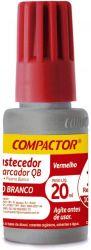 Tinta Marcador Quadro Reabastecedor Vermelho 20 ml