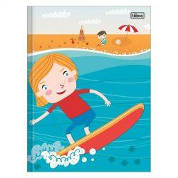 Caderno Grande Brochura 96 Folhas Sapeca