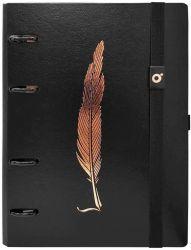 Planner Caderno Organizador Noir Pena 4644-6