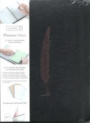 Planner Maxi Noir System Flex 6251-4