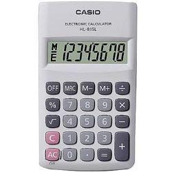 Calculadora Portátil 8 Dígitos Branca HL-815L