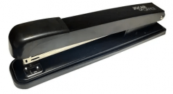 Grampeador Metal 20cm Preto 30 Folhas